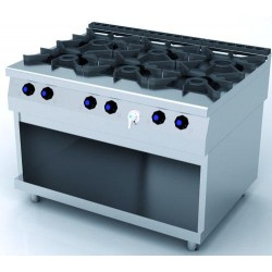 Encimera a Gas T601 CHEF